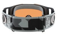 Front Line™ MX Troy Lee Designs Series Goggles - Prizm MX Black Iridium