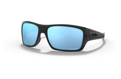 Turbine polished black/prizm deep water polarized