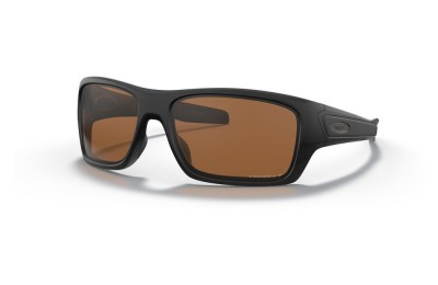 Turbine matte black/prizm tungsten polarized