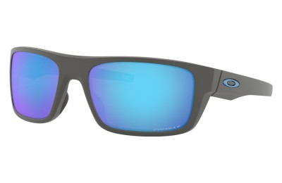 Drop Point™ matte dark grey/prizm sapphire polarized