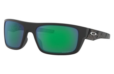 Drop Point™ Prizmatic Collection matte black prizmatic/prizm jade polarized