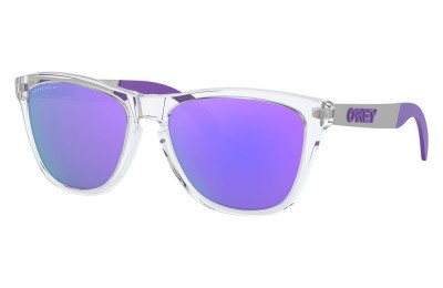 Frogskins™ Mix polished clear/prizm violet polarized