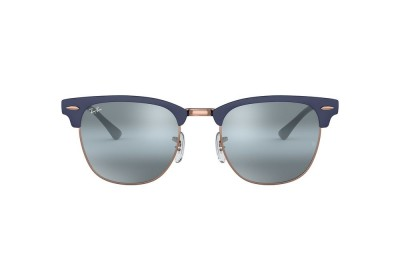 RB3716 CLUBMASTER METAL Blue/Blue