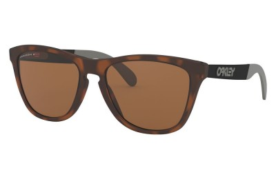 Frogskins™ Mix matte brown tortoise/prizm tungsten polarized