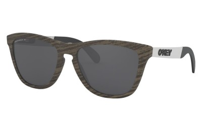 Frogskins™ Mix woodgrain/prizm black polarized