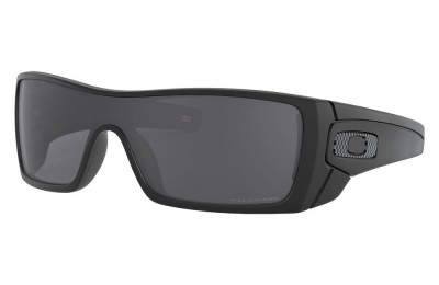 Batwolf® matte black/grey polarized