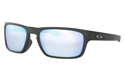 Sliver™ Stealth matte black/prizm deep water polarized