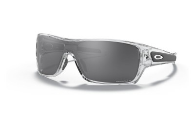 Turbine Rotor polished clear/prizm black polarized