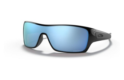 Turbine Rotor polished black/prizm deep water polarized