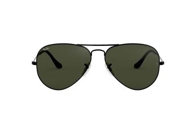 RB3025 AVIATOR CLASSIC Black/Green