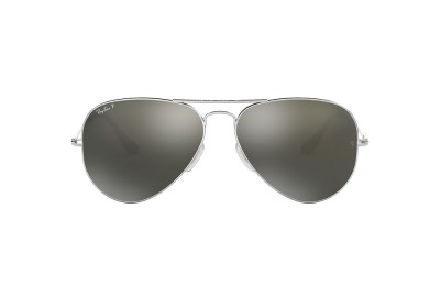 RB3025 AVIATOR CLASSIC Silver/Grey