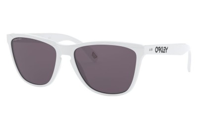 Frogskins™ 35th Anniversary polished white/prizm grey