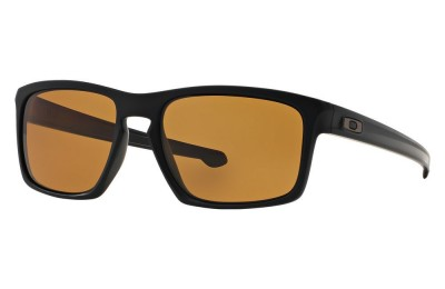 Sliver™ matte black/bronze polarized