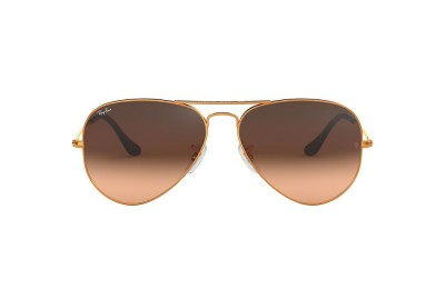 RB3025 AVIATOR GRADIENT Copper/Pink