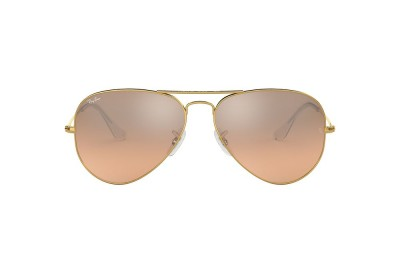 RB3025 AVIATOR GRADIENT Gold/Pink