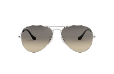 RB3025 AVIATOR GRADIENT Silver/Grey