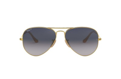 RB3025 AVIATOR GRADIENT Gold/Blue