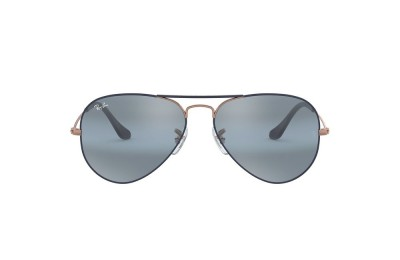 RB3025 AVIATOR MIRROR Blue/Blue