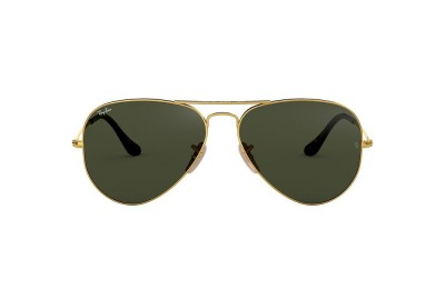 RB3025 AVIATOR HAVANA COLLECTION Gold/Green