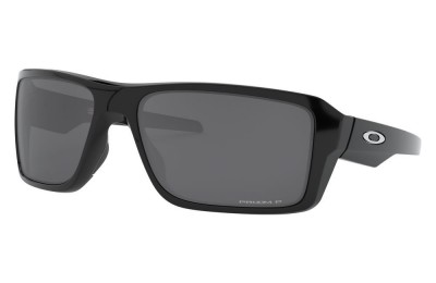 Double Edge polished black/prizm black polarized