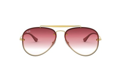 RB3584N BLAZE AVIATOR Gold/Red