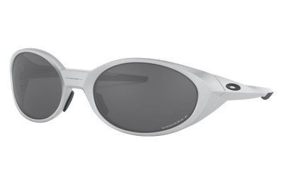 Eye Jacket™ Redux silver/prizm black polarized