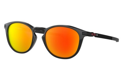 Pitchman™ R polished black/prizm ruby polarized