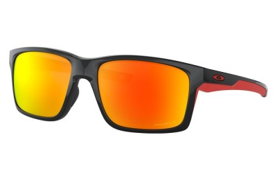 Mainlink™ XL polished black/prizm ruby polarized