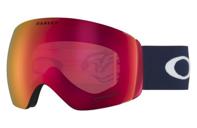 Flight Deck™ USOC Blazing Eagle Snow Goggles - Prizm Snow Torch Iridium