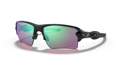 Flak® 2.0 XL polished black/prizm golf