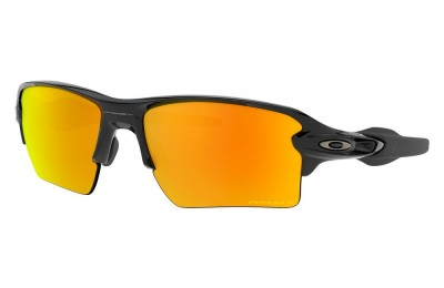 Flak® 2.0 XL polished black/prizm ruby polarized