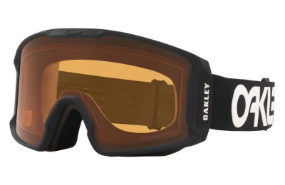 Line Miner™ XM Factory Pilot Snow Goggles - Prizm Snow Persimmon