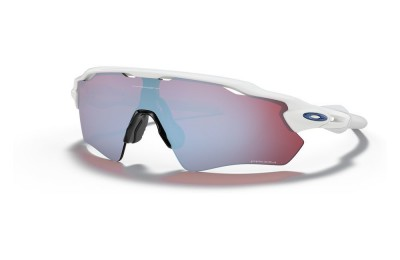 Radar® EV Path® polished white/prizm snow sapphire