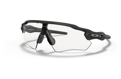 Radar® EV Path® steel/clear to black iridium photochromic