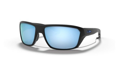 Split Shot matte black/prizm deep water polarized
