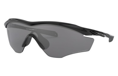 M2 Frame® XL polished black/black iridium polarized