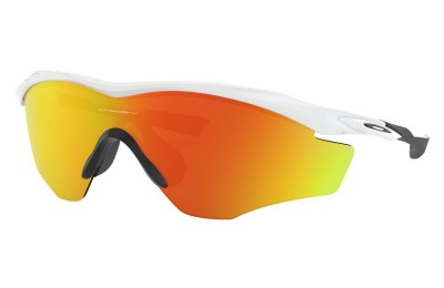 M2 Frame® XL polished white/fire iridium