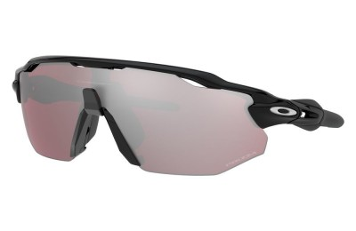 Radar® EV Advancer polished black/prizm snow black iridium