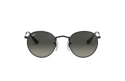 RB3447N ROUND FLAT LENSES Black/Grey