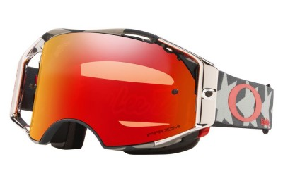 Airbrake® MTB Troy Lee Designs Series Goggles - Prizm MX Trail Torch