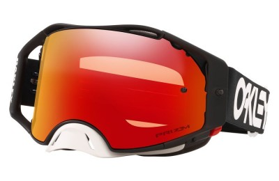 Airbrake® MX Factory Pilot Goggles - Prizm MX Torch Iridium