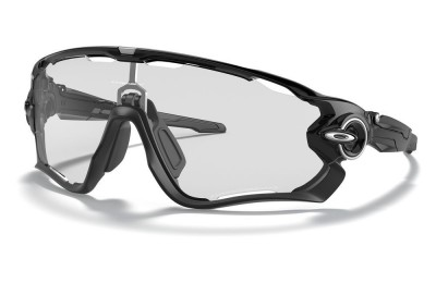 Jawbreaker™ polished black/clear to black iridium photochromic
