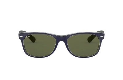 RB2132 NEW WAYFARER BICOLOR Blue/Green