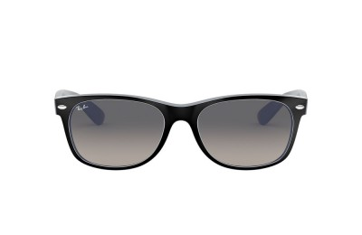 RB2132 NEW WAYFARER COLOR MIX Black/Grey