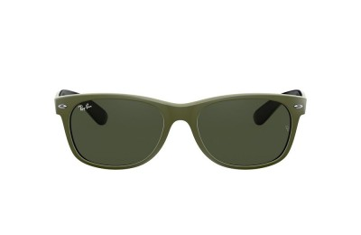 RB2132 NEW WAYFARER COLOR MIX Green/Green