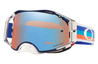 Airbrake® MX Troy Lee Designs Series Goggles - Prizm MX Sapphire Iridium
