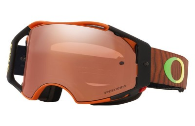 Airbrake® MX Toby Price Signature Series Goggles - Prizm MX Black Iridium