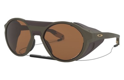 Clifden matte olive/prizm tungsten polarized