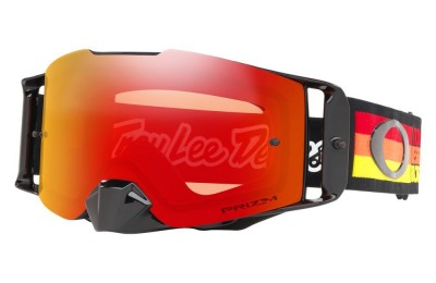 Front Line™ MX Troy Lee Designs Series Goggles - Prizm MX Torch Iridium