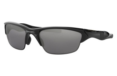 Half Jacket® 2.0 polished black/black iridium